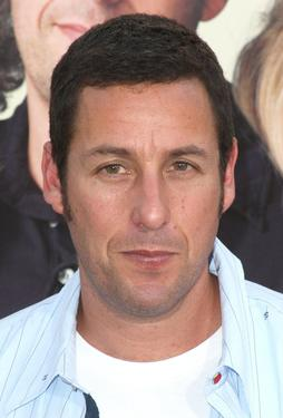 Adam Sandler at the California premiere of &quot;Funny People.&quot;